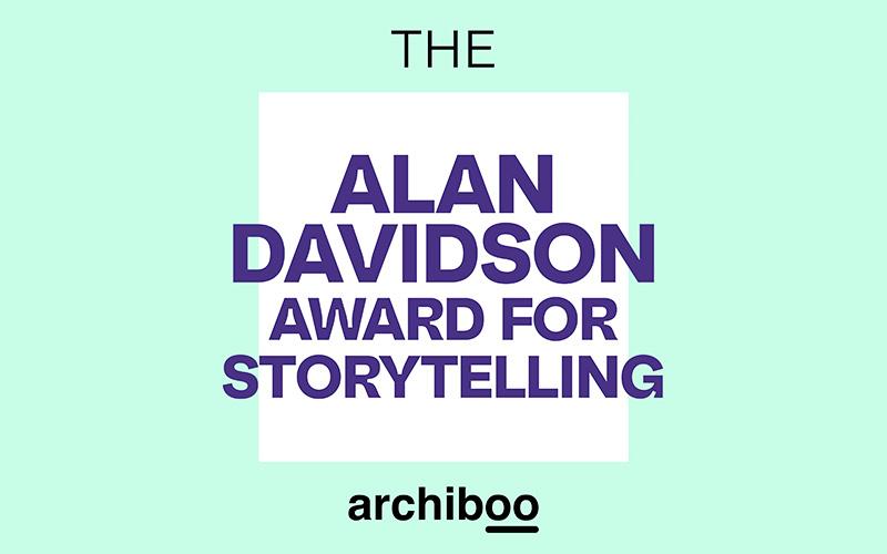 The Alan Davidson Award 2021