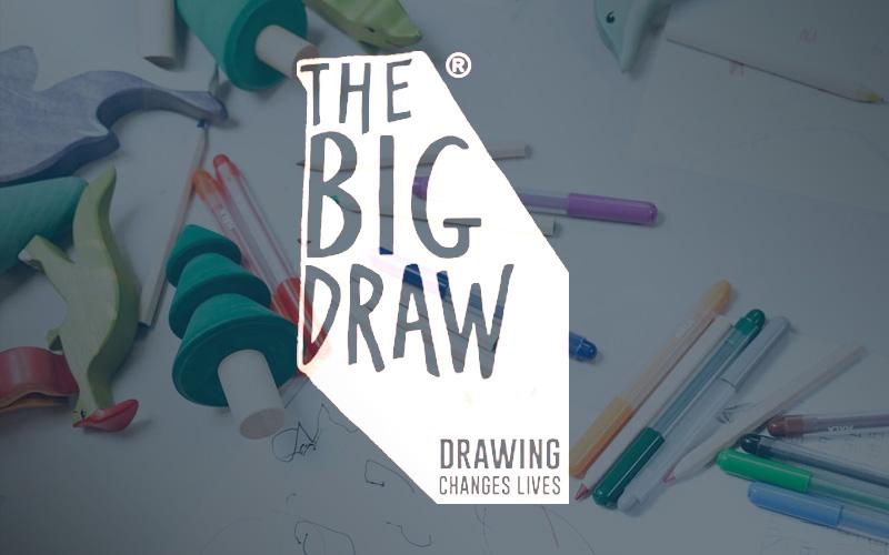 Sponsoring The Big Draw 2020