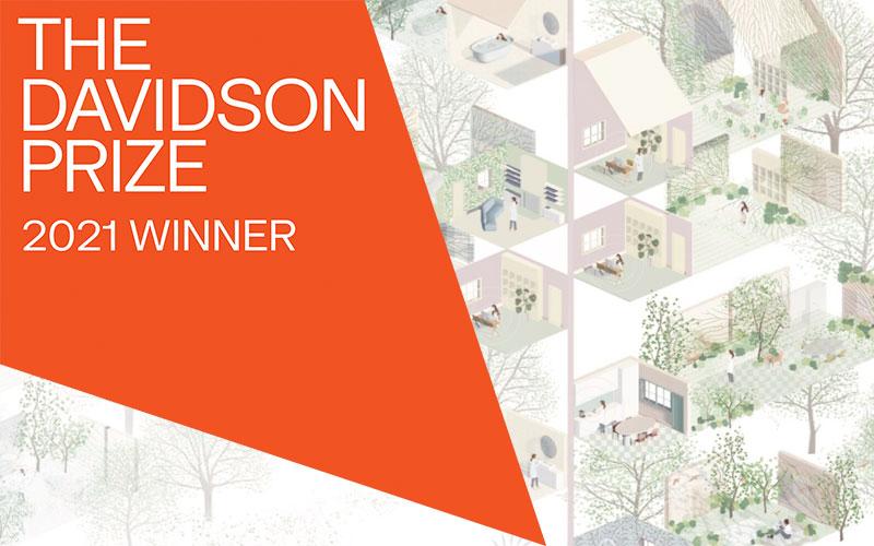 The Davidson Prize 2021 Winner